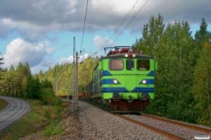 TGOJ Ma 963 med GT 43652. Sikfors - Bredsjö 15.09.2010.