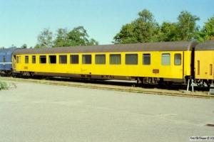 DSB Målevogn 61 86 99-90 002-2. Padborg 13.08.2000.