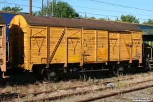 DSB Værkstedsvogn 40 86 951 3 201-4. Fredericia 27.06.2010.