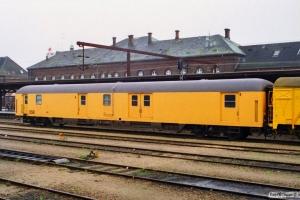 DSB ER Værkstedsvogn 60 86 99-89 401-0. Kolding 28.10.1996.
