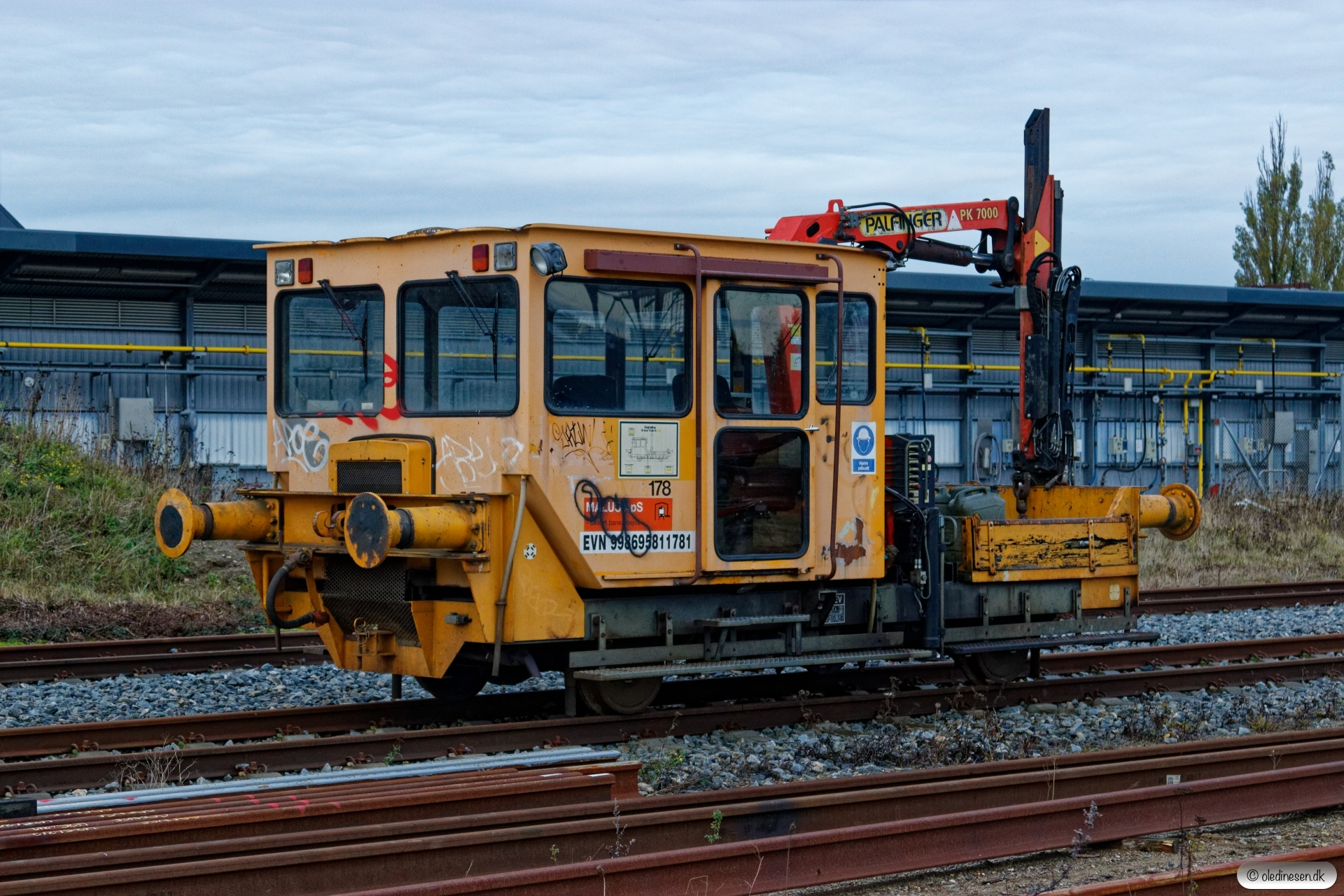 MALUS Trolje 178. Odense 03.11.2019.