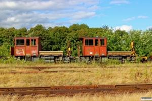 MALUS Tm 9503 og Tm 9597 hensat. Fredericia 26.07.2015.
