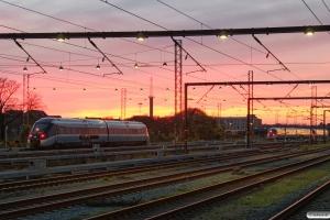 DSB MP 13, MG 79 og MP 22. Odense 29.10.2014.
