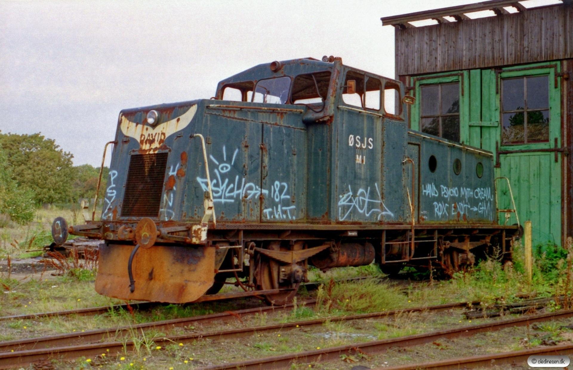 ØSJS M 1. Gedser 16.09.2000.