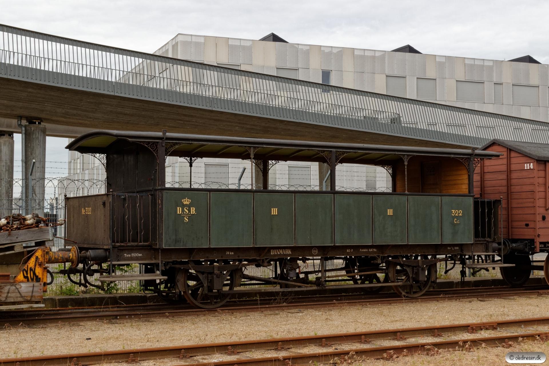 SJS CC 322. Odense 28.06.2017.