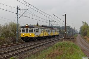 PREG EN57-907 som R 57312. Kobylnica 12.04.2017.