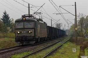 KC 182 118-0. Poznań Zieliniec 12.04.2017.