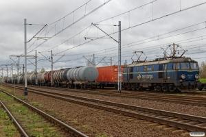 PKPC ET22-662. Poznań Górczyn 13.04.2017.
