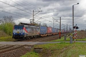 ERS ES 64 F4-213. Poznań Junikowo - Palędzie 13.04.2017.