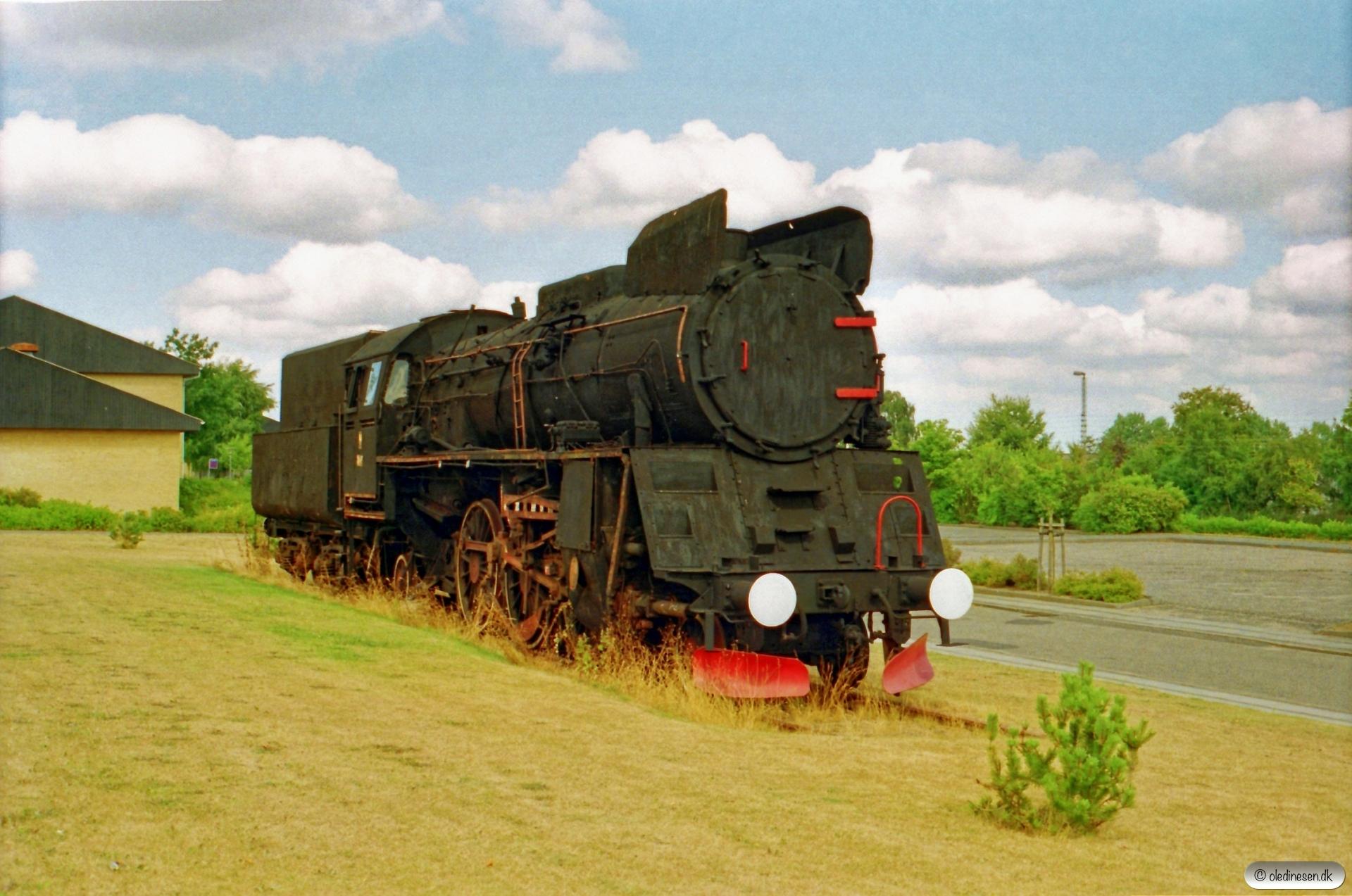 PKP Ol49-77. Langå 13.08.1995.
