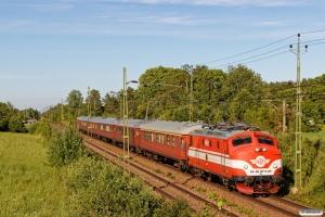 STAB Ra 988 med RST 50817. Östansjö - Vretstorp 17.06.2017.