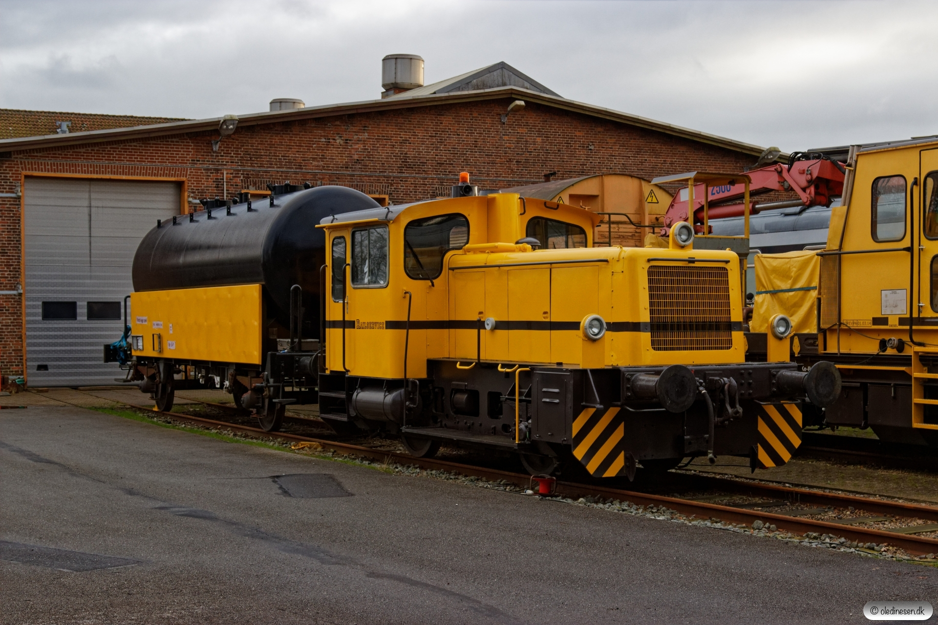 RSEJ TR 70009. Padborg 19.02.2020.