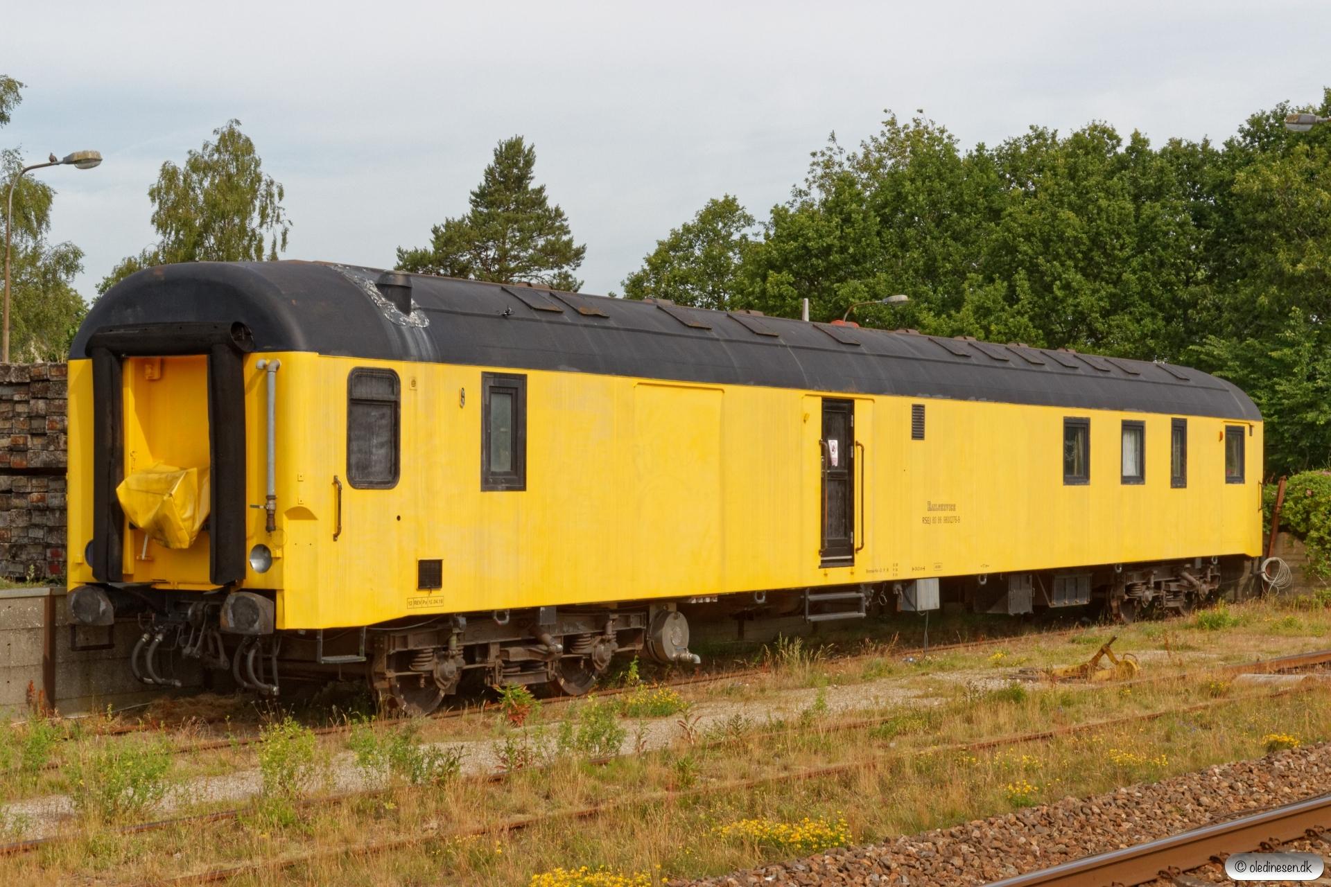 RSEJ 80 86 980 0 276-9 (ex. P 802). Vojens 25.06.2019.