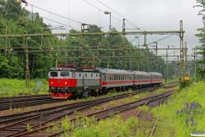 TÅGAB (SSRT) Rc3 1040 med RST 28115. Kil 13.06.2013.