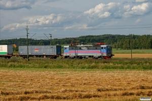 GC Rc4 1137 med GT 4260. Aneby - Tranås 25.08.2009.