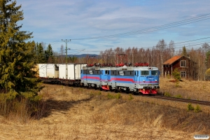 GC Rc4 1152+Rc4 1148 med GT 42300. Helgum 03.05.2016.