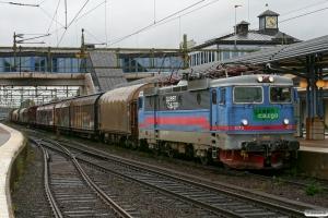 GC Rc4 1173 med GT 4617. Nässjö 12.09.2010.