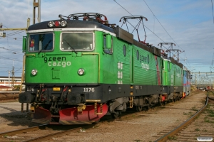 GC Rc4 1176. Malmö 13.10.2007.