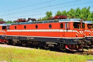 SJ Rc4 1267. Helsingborg 07.07.1991.