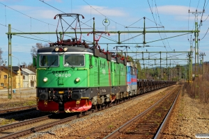 GC Rc4 1312+Rc4 1301+Rc4 1195 med GT 9103. Helgum 03.05.2016.