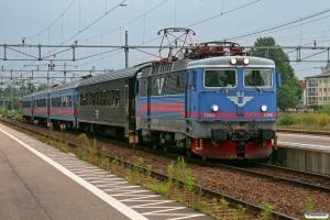 SJ Rc6 1346 med RST 354. Emmaboda 11.09.2010.