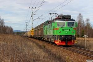 GC Rd2 1028 med GT 4590. Helgum - Långsele 03.05.2016.