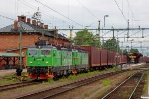 GC Rd2 1069+Rd2 1083 med GT 9010. Kil 12.06.2013.