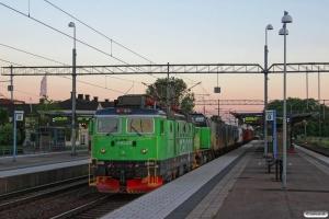 GC Rd2 1098+Td 397 med GT 4560. Falköping 11.06.2014.