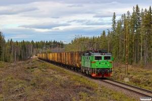 GC Rd2 1112 med GT 9605. Roback - Vackernäset 02.05.2016.
