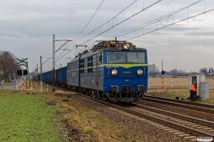 PKPC ET42-019+40 Eaos vogne. Kotomierz - Pruszcz Pomorski 03.04.2018.