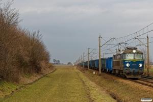 PKPC ET22-950+40 Eaos vogne. Pruszcz Pomorski - Kotomierz 03.04.2018.