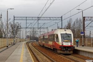ARP SA133-024 som Os 50965. Bydgoszcz Bielawy 04.04.2018.