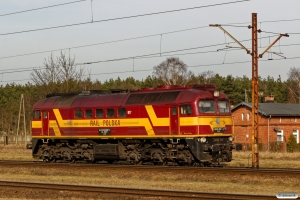 RAILP M62M-017. Maksymilianowo 04.04.2018.