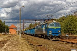 PKPC ET22-1139+36 Eaos/Fas vogne. Bydgoszcz Emilianowo 05.04.2018.