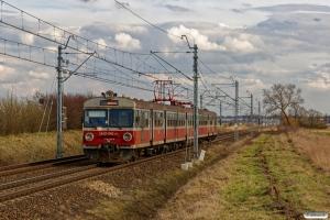 PREG EN57-1953 som R 55244. Jaksice - Inowrocław 05.04.2018.