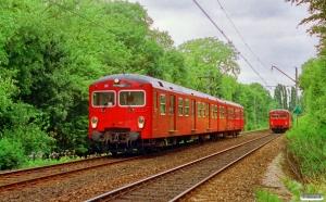 Litra ML & S-tog (1991-2016)