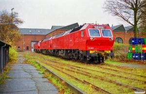 Dispolok DE 2700 - Ex. NSB Di6 (1999-2000)