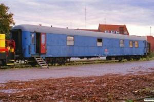 DB Wohn-Schlafwagen420 60 80 99-25 416-1. Odense 04.09.2000.