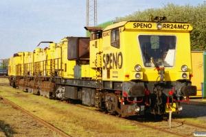 SPENO 97 33 09 801 17-1 (A)+97 33 09 901 57-5 (C 1)+97 33 09 902 57-3 (C 2)+97 33 09 903 57-1 (C 3)+97 33 09 904 57-9 (B). Odense 14.05.2001.