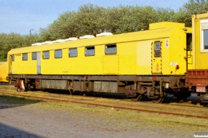 SPENO Wohnwagen 97 33 09 909 57-8. Odense 14.05.2001.