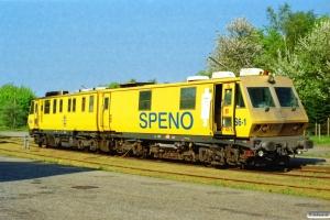 SPENO US 6-1 (97 86 10 501 17-0). Padborg 11.05.2006.