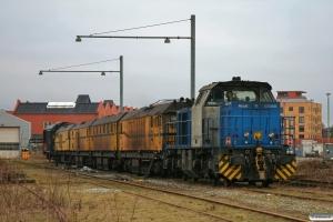 D-RBSA 92 80 1271 009-3+SPENO DX 79214+DX 79213+DX 79212+DX 79211. Odense 28.02.2013.