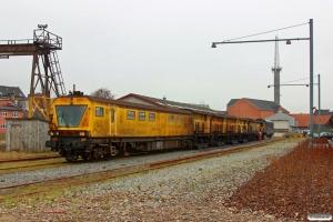 SPENO (RPS 32-1) DR 79220+79219+79218+79217+79216+79215 (9974 9427 001-7). Odense 12.02.2015.