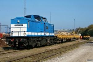 SLG V 100-SP-001. Ringsted 24.04.2009.