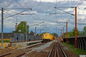 SRM 303005+ballastrensetog. Langeskov 15.05.2016.