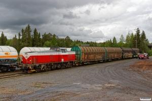 IBAB T44 273. Östersund 12.06.2017.