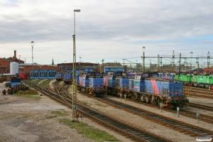 GC T44 316, T44 336, T44 269, T44 410 og T44 314. Malmö 13.10.2007.
