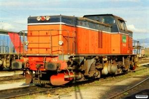 GC T44 322. Malmö 02.10.2004.
