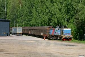 GC T44 336. Rottneros 05.06.2012.