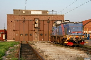 GC T44 341. Hallsberg 27.08.2011.